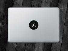 Jordan Sticke Jumping Man Decal Apple MacBook Mac iPad Laptop Car Window