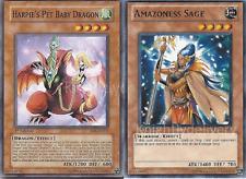 Authentic Mai Valentine Deck #2 - Sage - Baby Dragon - 40 Cards + Bonus - NM