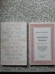Penguin Great Ideas - Seneca and Charles Darwin bundle