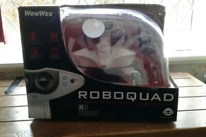 COLLECTABLE...ROBOQUAD..(2007).......NEW/BOXED.....WowWee.