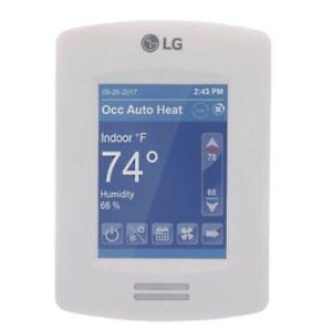 LG MultiSITE CRC1 Series Basic Controller PREMTBVC0 Thermostat