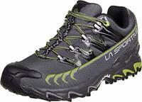 La Sportiva Men's Ultra Raptor GTX Trail Running Shoe, Grey/Green, Size 8.5 Jl1W