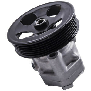 Power Steering Pump Fit For Subaru Outback 3.0L 3000CC H6 GAS DOHC 01 02 03 04