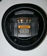 3x Motorola Single Charger for HTN9000B HTN9000C HTN9000D HT750 HT1250 NO CHARGE