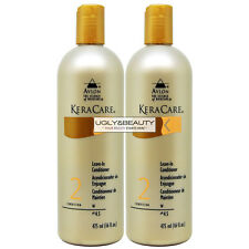 "KeraCare Leave-In Conditioner 16 fl. oz. ""Pack of 2"" with Free Nail File"