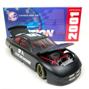 NASCAR CHAMP BILL ELLIOTT #9 '01 DODGE 1:24 Scale  ACTION Test Car