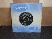 BOBBY FREEMAN SHAME ON YOU MISS JOHNSON 45 RPM LONDON 45-HLJ8782 VG+