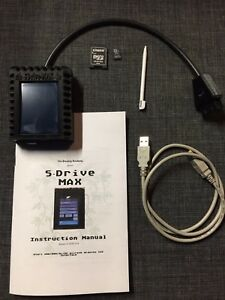 S-Drive SDrive MAX Arduino-based ATR, CAS, XEX file loaded Atari 400 800 XL XE