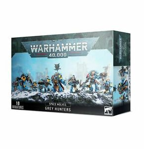Warhammer 40,000 Space Wolves Pack Grey Hunters