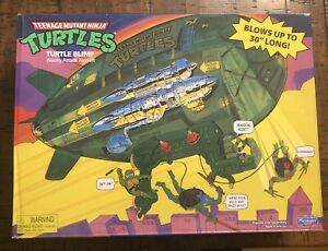 NEW 2021 Teenage Mutant Ninja Turtles TMNT Classic Blimp Walmart Exclusive!