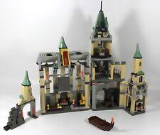 LEGO HARRY POTTER 4709 HOGWARTS CASTLE SET 2001 Sorcerer's Stone 95% complete