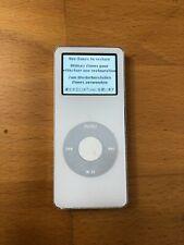 Apple iPod Nano A1137 Weiß White 2 GB 1. Generation 1st Gen