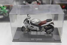 Modellino Moto MZ 1000S  1/24