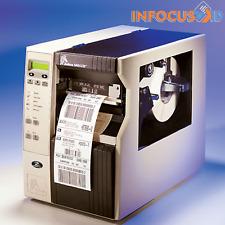 Refurbished Zebra 140XiIIIPlus 203 dpi Direct / Thermal Transfer Printer