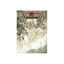 Blade Of Arcana The 3rd Edition (Login Table Talk RPG Series) game book / RPG