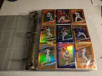 sports  Cards  binder full mixed  old and new