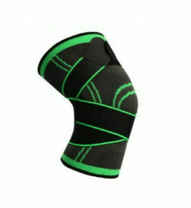 2 Pack Adjustable Knee Brace w/Strap Compression Sleeve Arthritis Pain Relief
