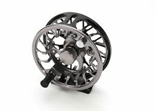 Fly reel 7/9 wt. carbon multi disk drag CNC machine cut completely waterproof vz