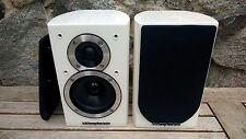 Wharfedale Moviestar DX-1 * 2 Wege Satelliten Lautsprecher * weiß * Top Zustand