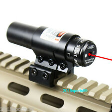 Tactical Universal Red Laser Sight w/Cliper Mount for Airsoft Gun Rifle