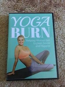 Yoga Burn, Beginners Yoga Exercise 3 Disc Set Multi Regional Dvd