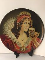 Vintage Lemp Falstaff Beer Tray Lithograph Advertising Collectible 16 inch