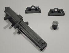 Elements de Gatling en impression 3d pour canon Playmobil nordistes sudistes