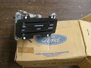 NOS OEM Ford 1972 Torino Dash Heater Control Panel