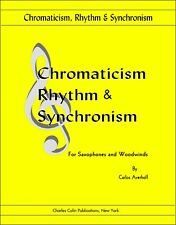 Carlos Averhoff :Chromaticism, Rhythm & Synchronism ~ Colin Publications