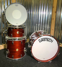 Gretsch 135th Anniversary Drum Set, Classic Mahogany, Floor Display Model