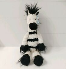 Jellycat Dainty Zebra Horse Plush with Tags