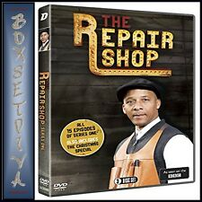 THE REPAIR SHOP: SERIES ONE & THE 2017 CHRISTMAS SPECIAL [BBC]  BRAND NEW DVD