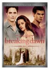 The Twilight Saga: Breaking Dawn - Part DVD