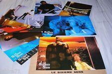LE 6ème SENS Manhunter Michael Mann jeu 10 photos cinema lobby cards fantastique