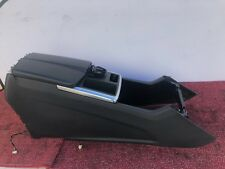 2012-2015 MERCEDES W166 ML350 CENTER CONSOLE COMPARTMENT LEATHER ARM REST OEM