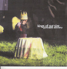 PINHEAD SOCIETY-CD-Kings Of Our Size