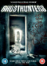 GHOSTHUNTERS   2016 (DVD 2017) NEW SEALED