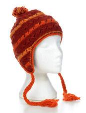 Gorras y sombreros de mujer marrones sin marca de talla única