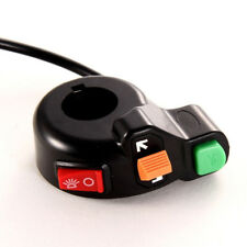 """On/Off Light Motorcycle Button Handlebars Switch Bike Scooter 7/8"""" Switch"""