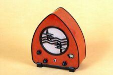EKCO modello AD 36 Radio D/'Epoca in miniatura riproduzione anno 1935