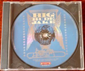 BIG RUDE JAKE ADVANCE PROMO CD ALBUM ROADRUNNER (1999) JAZZ BLUES USA