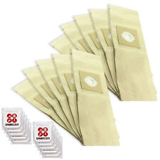 10 x Dust Bags for KIRBY Generation 4 5 6 & 7 G4 G5 G6 G7 Vacuum Cleaner + Fresh