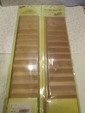 Dollhouse Building Supplies Diamond Green Flooring FF60646 11X15