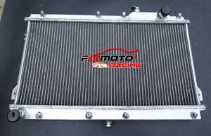 Aluminum Radiator For Mazda Miata MX5 MX-5 MK1 NA B6 BP 1.6L/1.8L 1990-1997 MT