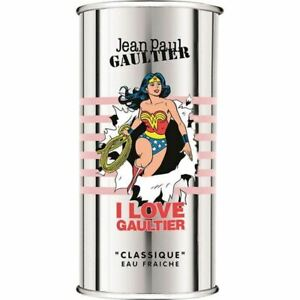 Jean Paul Gaultier Wonder Women 100ml Eau Fraiche Limited Edition - Damaged Box