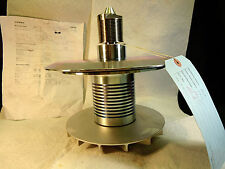 NEW REPUBLIC BLOWER SYSTEMS BEARING HOUSING ASSEMBLY 200-9195 W/ QC CREDENTIALS