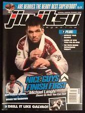 "Jiu-Jitsu Magazine ""Nice Guys Finish First"" Feb/March 2014"
