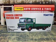 TOMYTEC LV-N162b Hino Ranger KL545 Green TOMICA LIMITED VINTAGE NEO