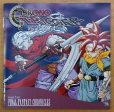 More details for chrono trigger official soundtrack (music from final fantasy chronicles) cd mint