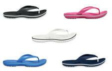 Crocs Mens Womens Crocband Lightweight Summer Toe Post Sandals Flip Flops